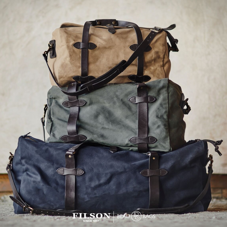 Filson Duffle Bags Small, Medium, Large
