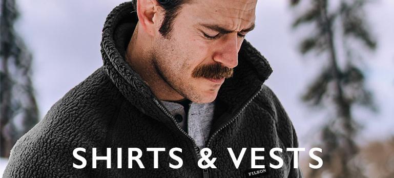 Filson Shirts & Vests
