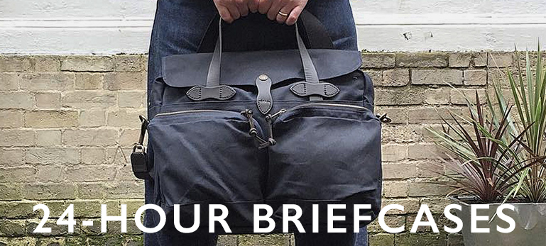 Filson 24-Hour Briefcases