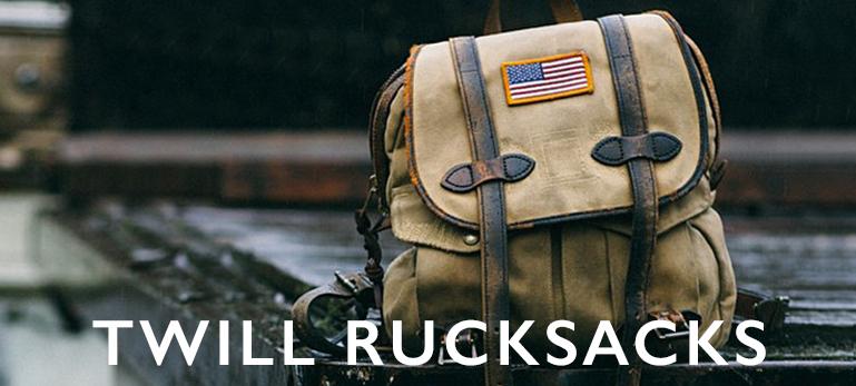 Filson Twill Rucksacks