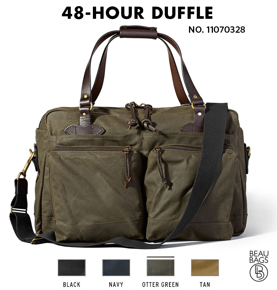 c8149ce2c9 ... Filson 48-Hour Duffle 11070328 Otter Green color-swatch ...