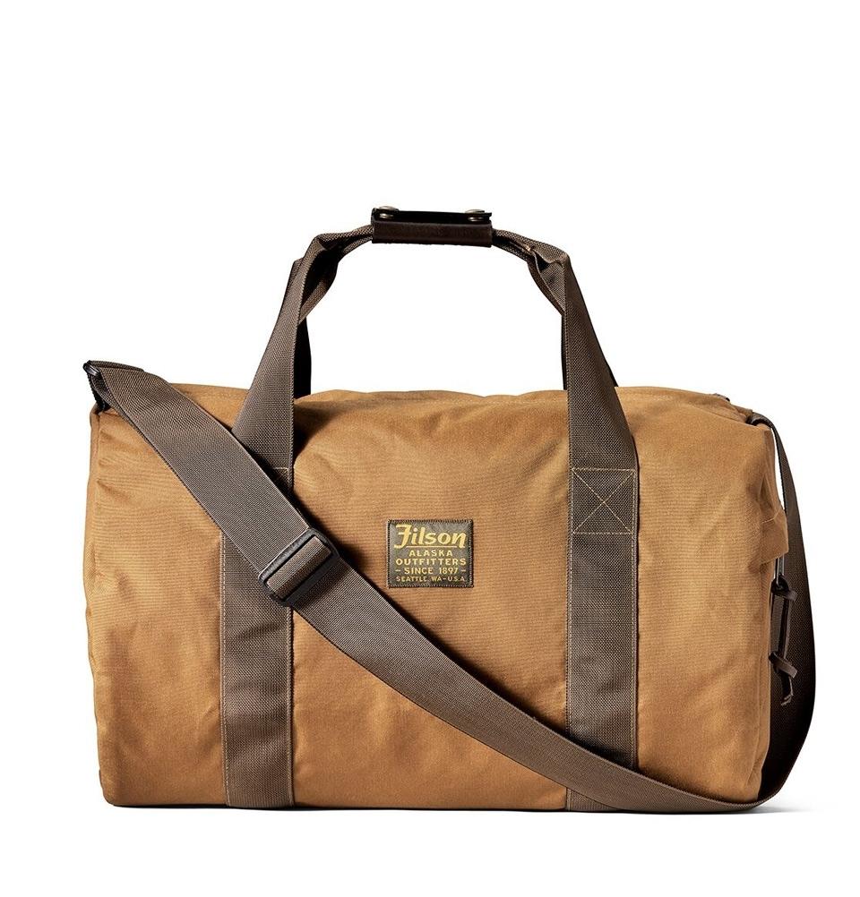 Filson Ballistic Nylon Barrel Pack 20019934-Whiskey