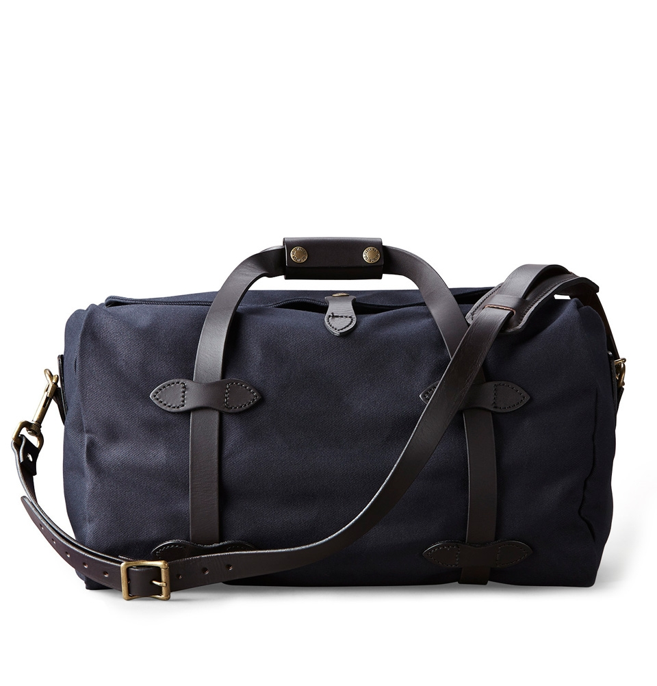 Filson Rugged Twill Duffle Bag Small 11070220-Navy