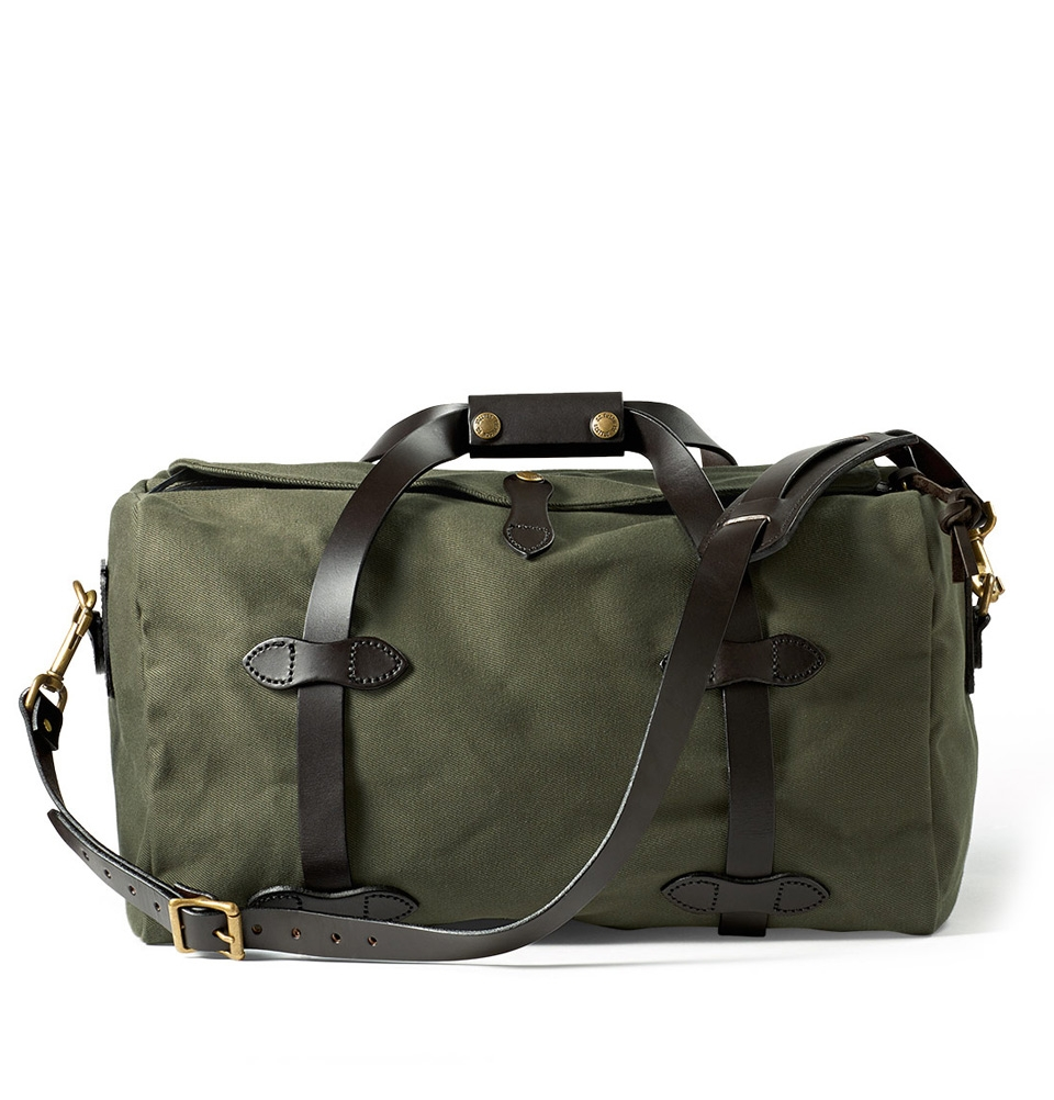 db8252860e Filson Rugged Twill Duffle Bag Small 11070220-Otter Green. Filson Duffle  Small 11070220 Otter Green ...