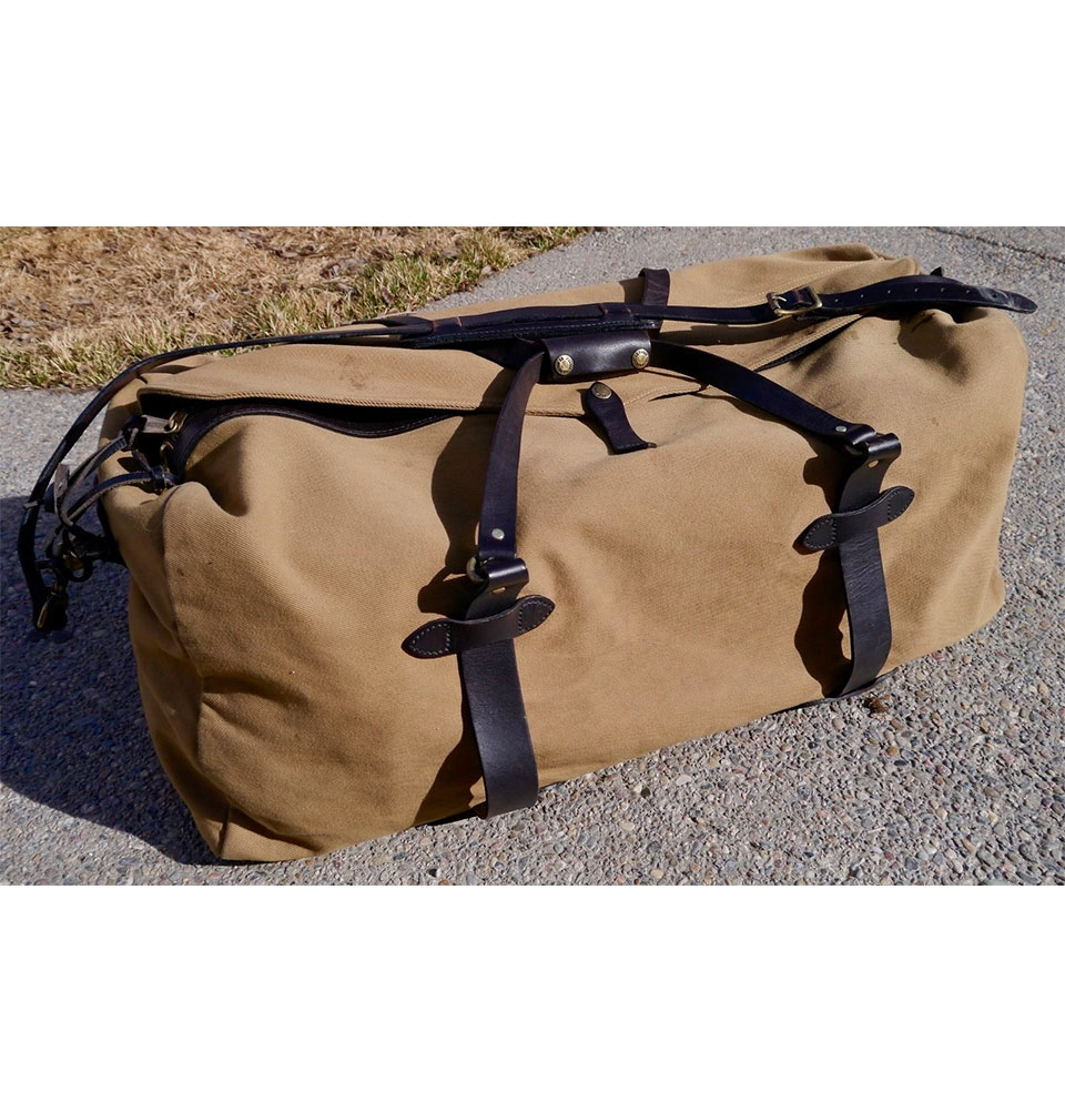 Filson Duffle Bag Large weekend bag | perfect bag with style and ...