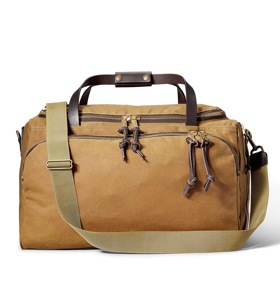 Filson Tin Cloth Excursion Bag 11070347-Dark Tan