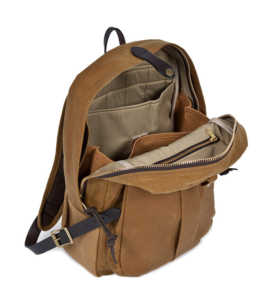 Case Design waterproof case phone : Filson Journeyman Backpack : perfect bag with style and character ...