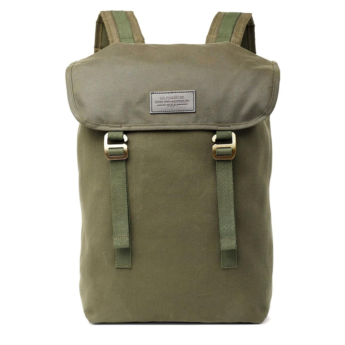 Filson Rugged Twill Ranger Backpack 20137828-Otter Green