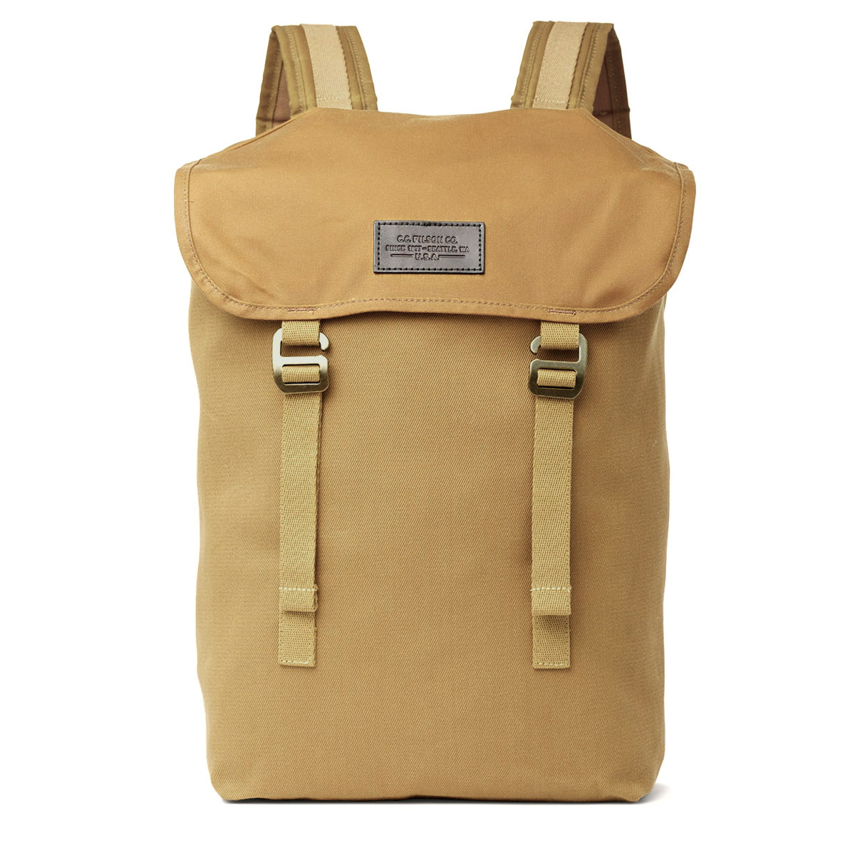 Filson Rugged Twill Ranger Backpack 20137828-Tan