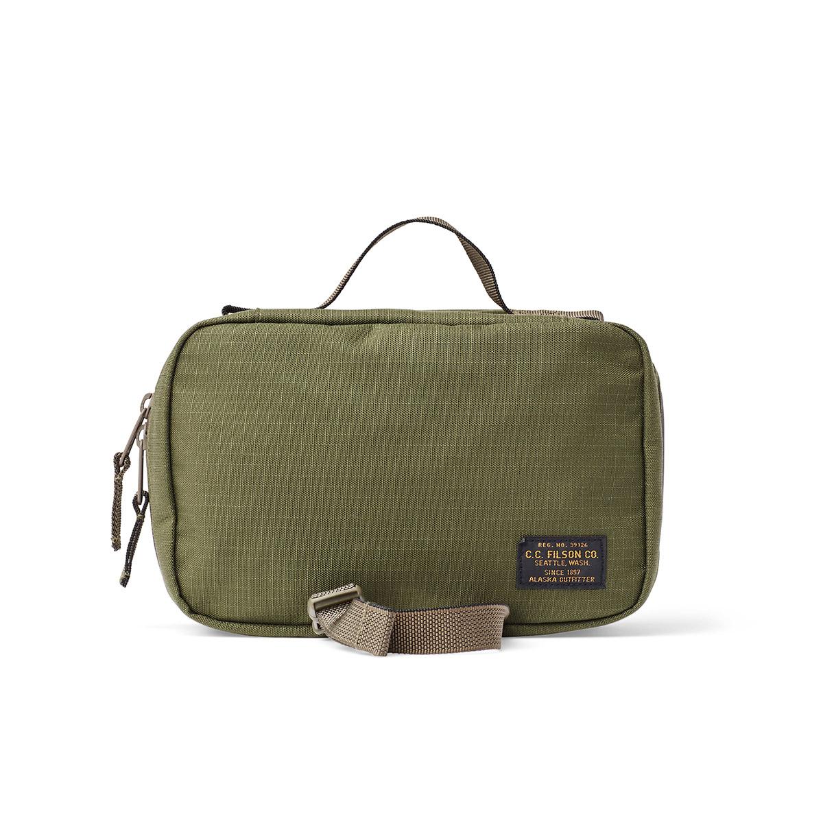 Filson Ripstop Nylon Travel Pack 20115936-Surplus Green