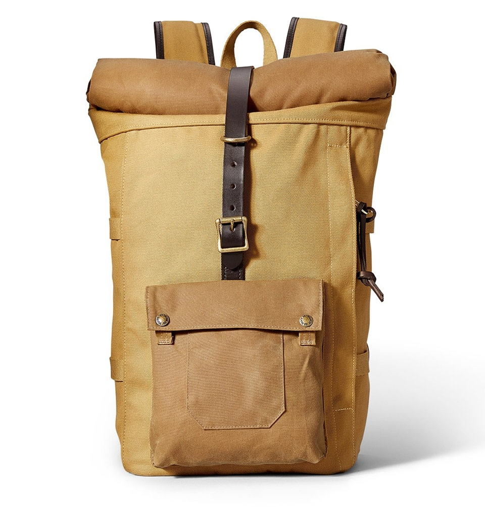Filson Roll-Top Backpack 11070388-Tan