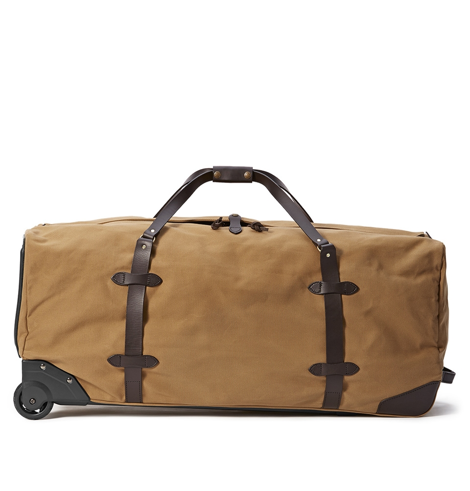 Filson Rugged Twill Rolling Duffle Bag Extra-Large 11070376-Tan