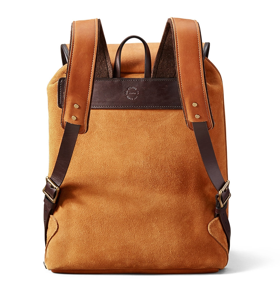 Filson Rugged Suede Backpack 11070435 Saddle, Will Be the Garth to ...