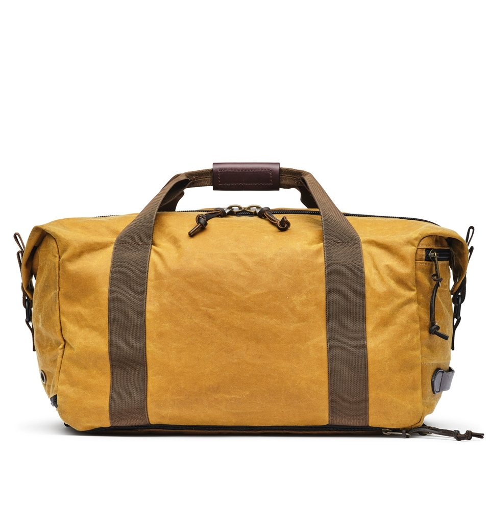 Filson Tin Cloth Duffle Pack 20077085-Tan