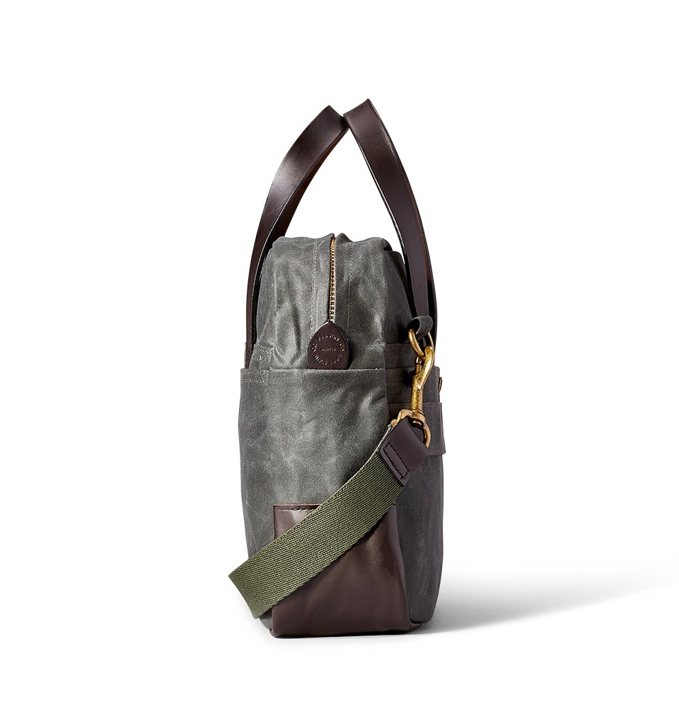 Filson Travel Bag Otter Green | perfect travel bag with Bridle ...