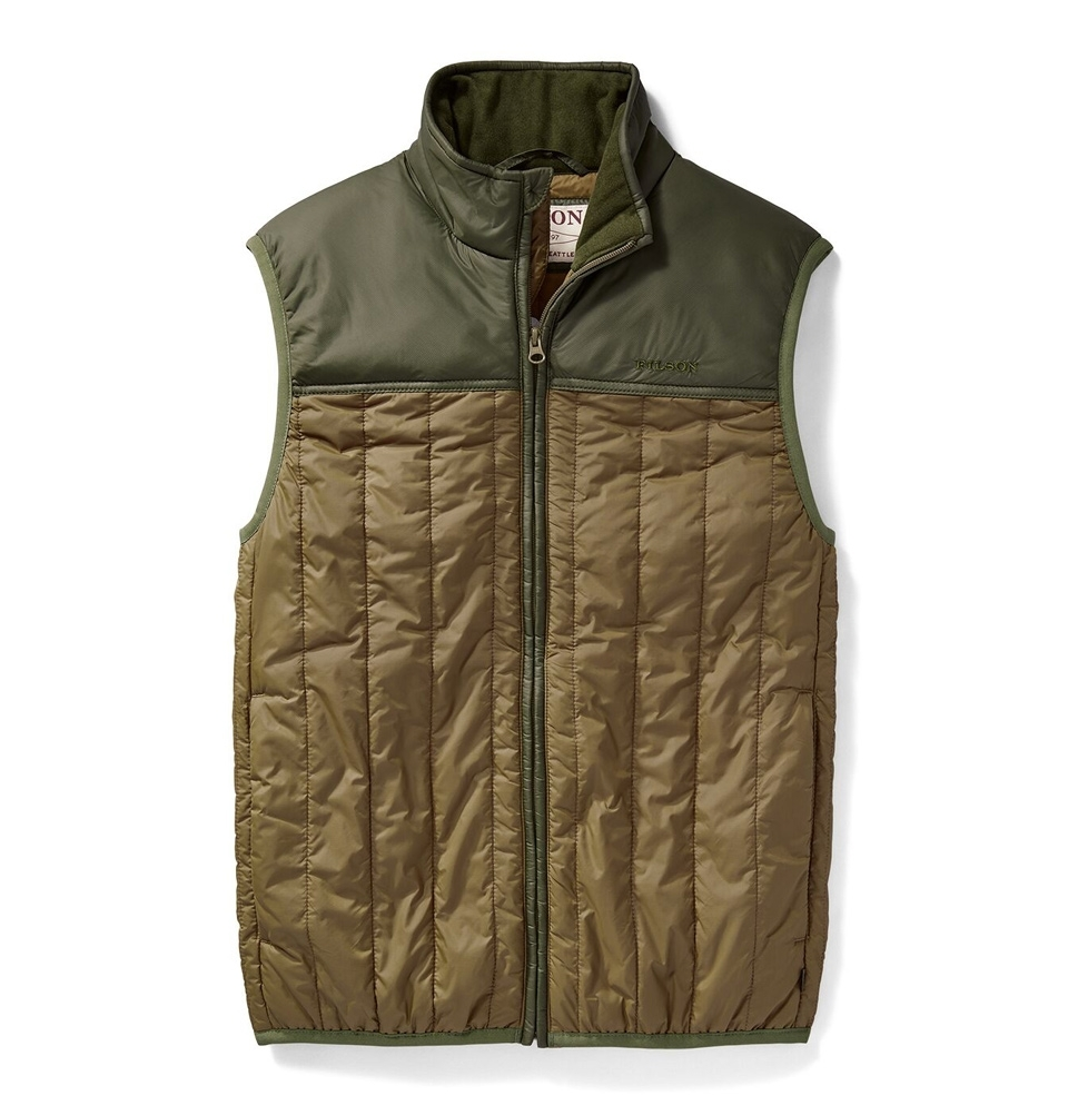 Filson Ultralight Vest Field Olive