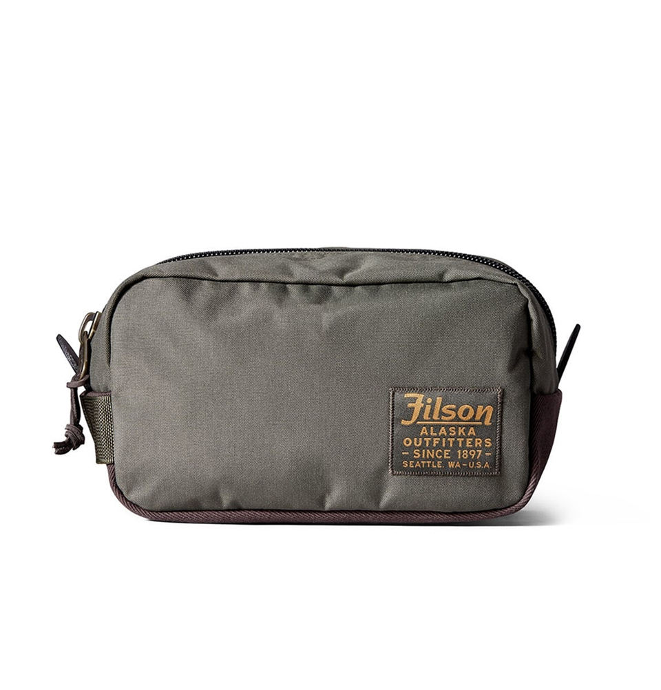 Filson Ballistic Nylon Travel Pack 20019936-Otter Green