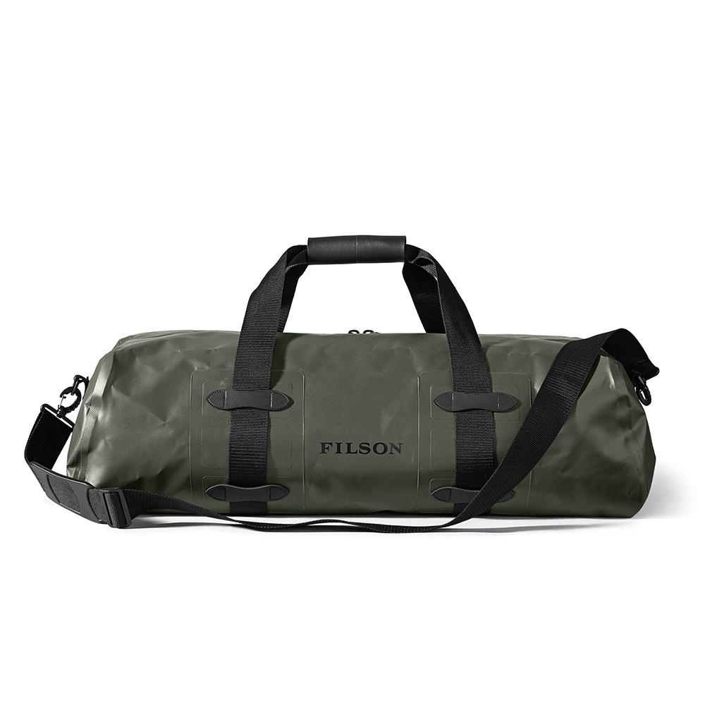 8e2d7d8ca0 Filson Zip-Top Dry Duffle 11070348-Green