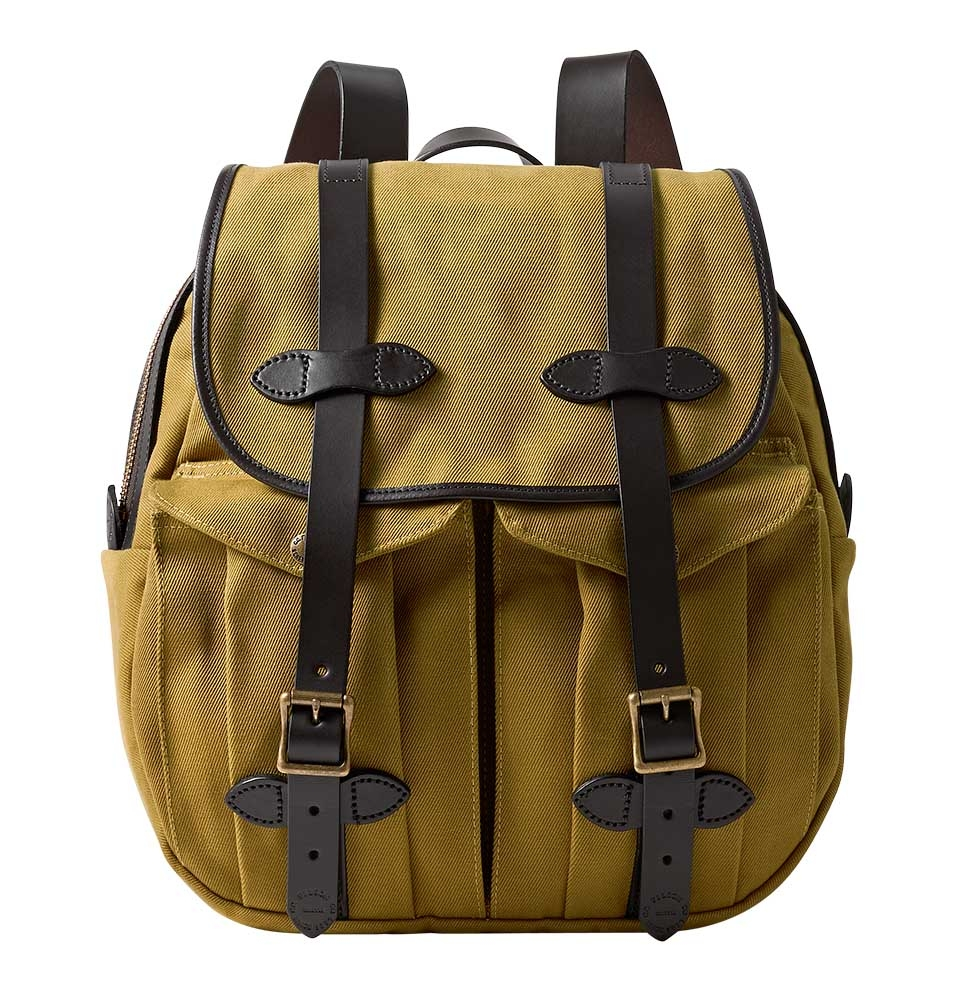Filson Rugged Twill Rucksack 11070262-Tan