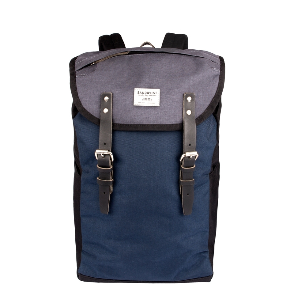 Sandqvist Hans backpack Multicolor