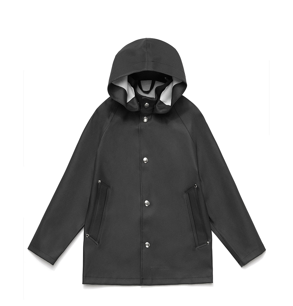 Stutterheim Mini Black