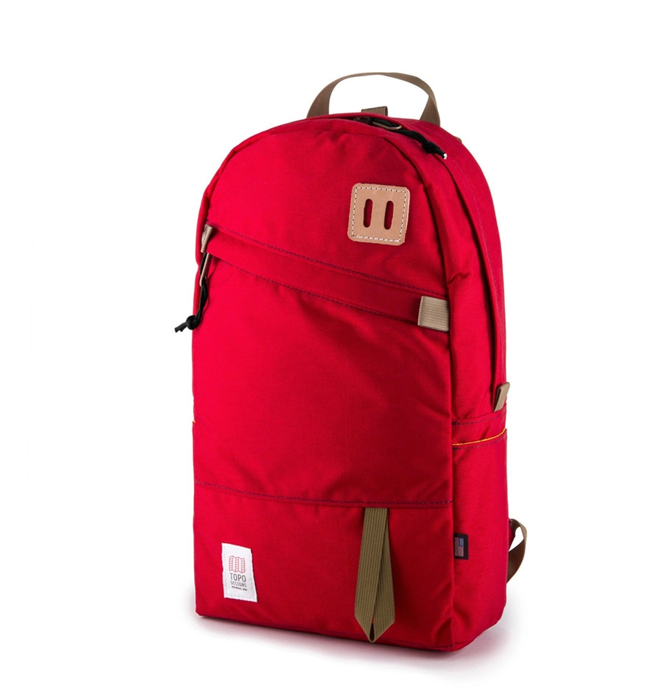 Topo Designs Daypack Red