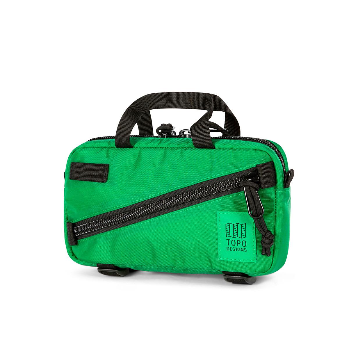 Topo Designs Mini Quick Pack Green