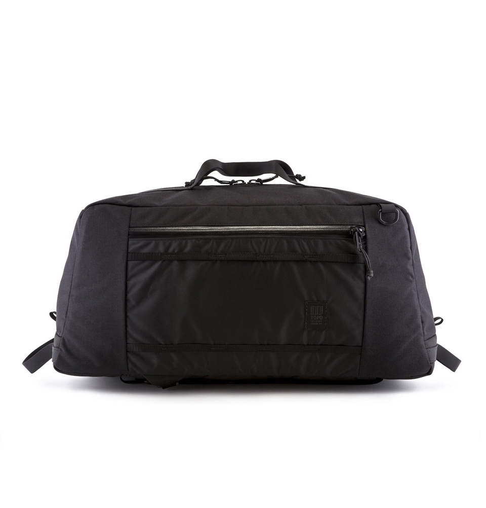 Topo Designs Mountain Duffel Black (60L)
