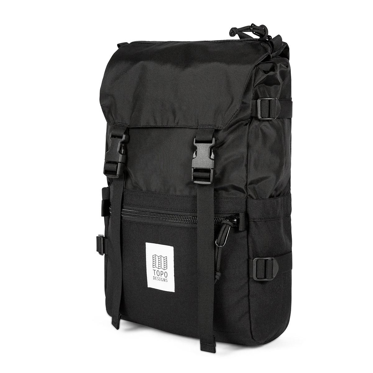 Topo Designs Rover Pack Classic Black