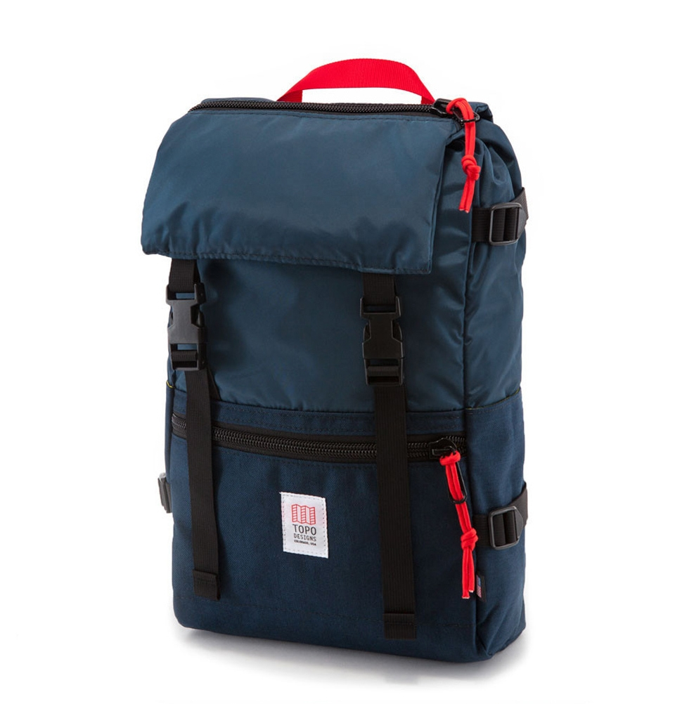 Topo Designs Rover Pack Navy