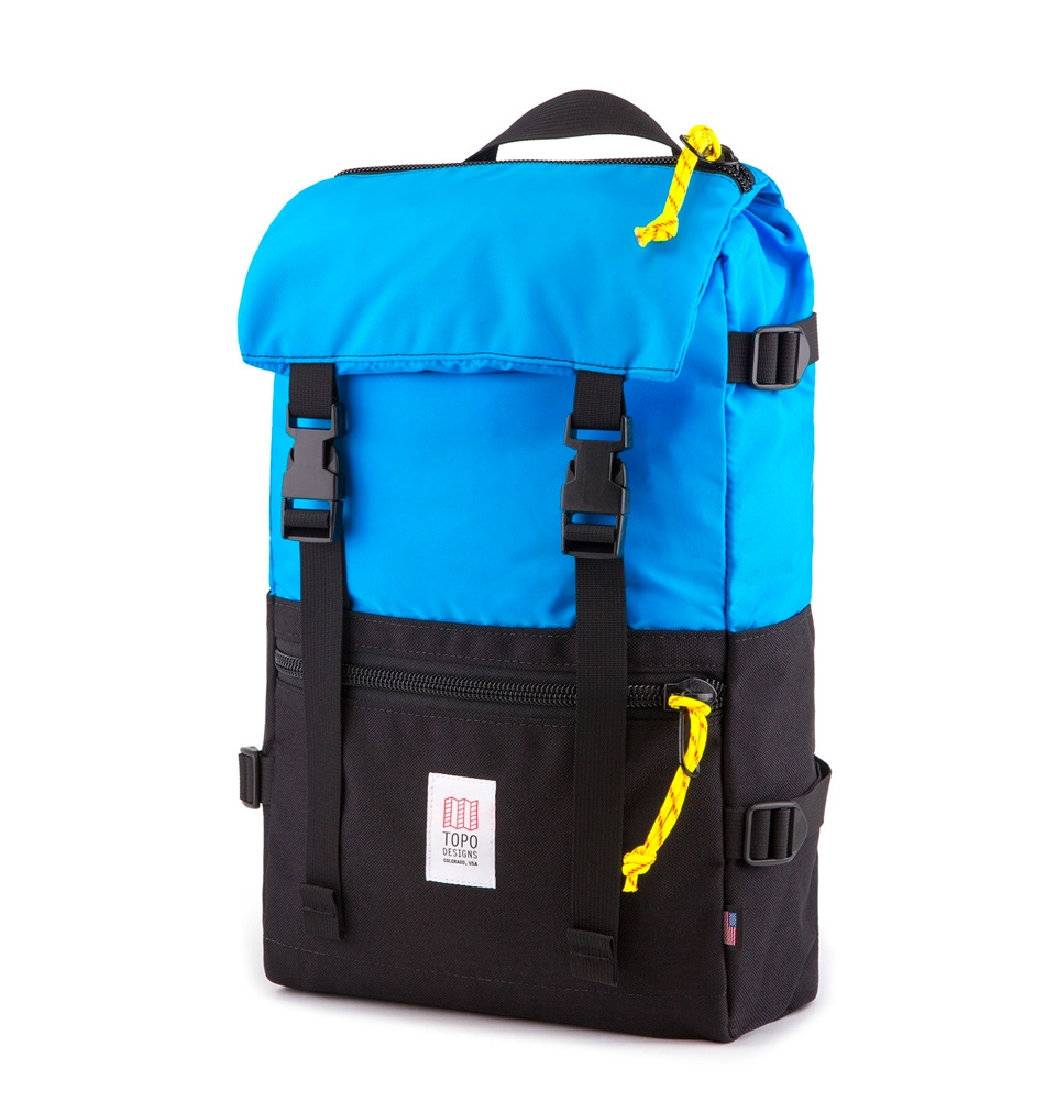 Topo Designs Rover Pack Royal Black