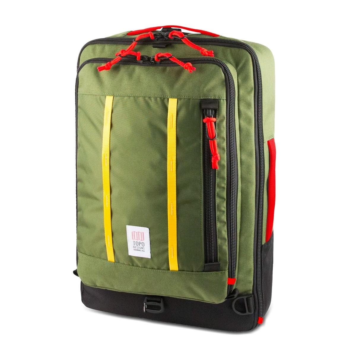 Topo Designs Travel Bag 30L Olive