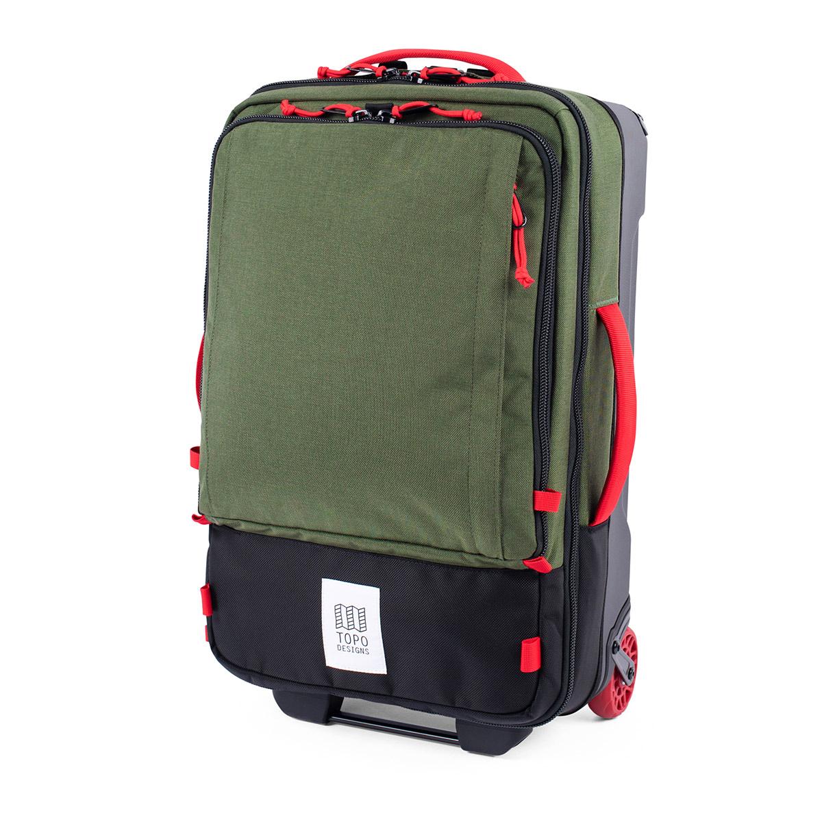 Topo Designs Travel Bag Roller Olive