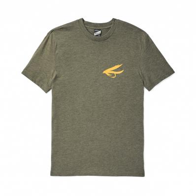 Filson Buckshot T-Shirt Olive Drab Heather