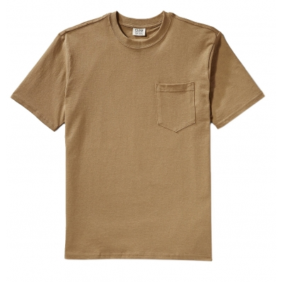 Filson Outfitter Solid Pocket T-shirt Rugged Tan