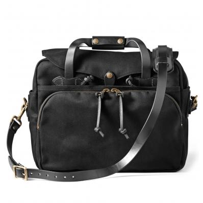 Filson Padded Computer Bag 11070258 Black
