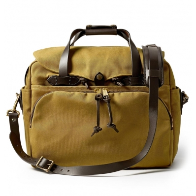 Filson Padded Computer Bag 11070258 Tan