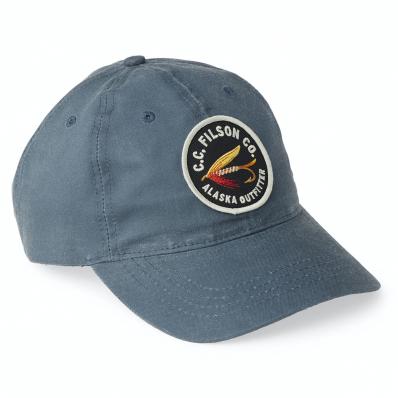 Filson Sail Cloth Low-Profile Cap Slate
