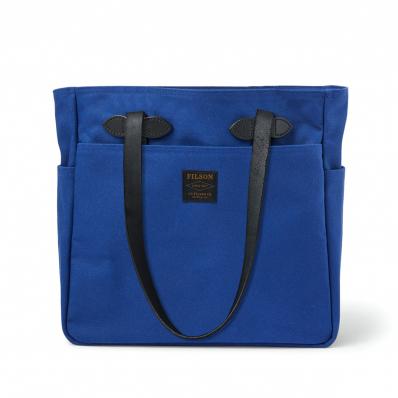Filson Tote Bag Flag Blue