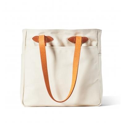 Filson Rugged Twill Tote Bag 20112029-Natural