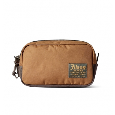 Filson Ballistic Nylon Travel pack Whisky