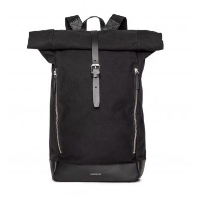 Sandqvist Marius Backpack Black