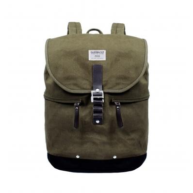 Sandqvist Backpack Gary olive