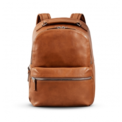 Shinola The Runwell Backpack Bourbon