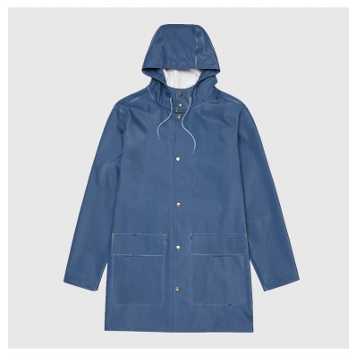 Stutterheim Stockholm DS Workwear Blue front