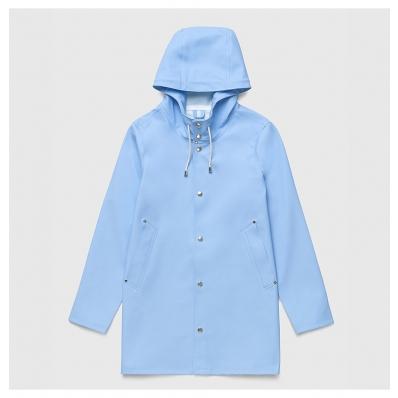 Stutterheim Raincoat Stockholm Light Blue