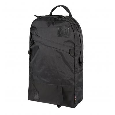 Topo Designs Daypack X-pac Black-Ballistic Black