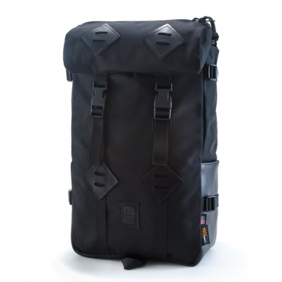 Topo Klettersack Ballistic/Black Leather