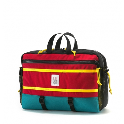 Topo Designs Mountain Messenger - Red
