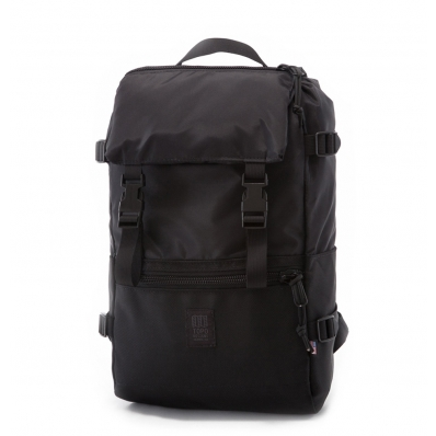 Topo Designs Rover Pack Ballistic Black